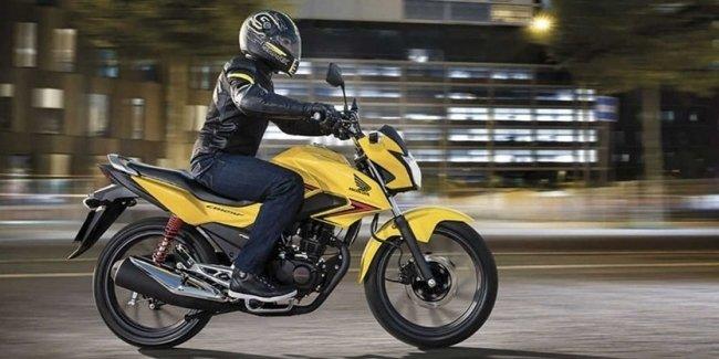 Honda CB125F — новый бестселлер на рынке