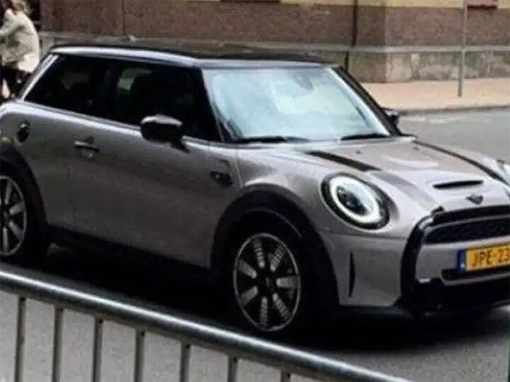 Рассекречена внешность обновлённого Mini Cooper S