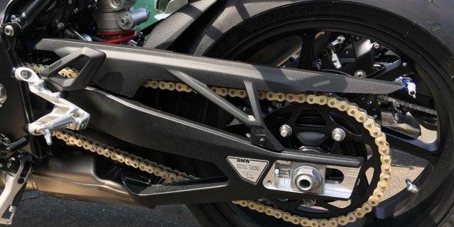 BMW анонсировала вечную мотоциклетную цепь