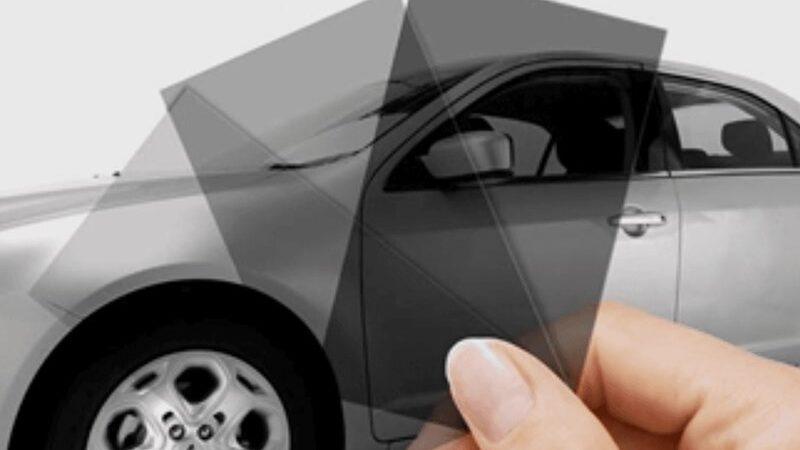 Какие стекла в автомобиле тонировать можно?