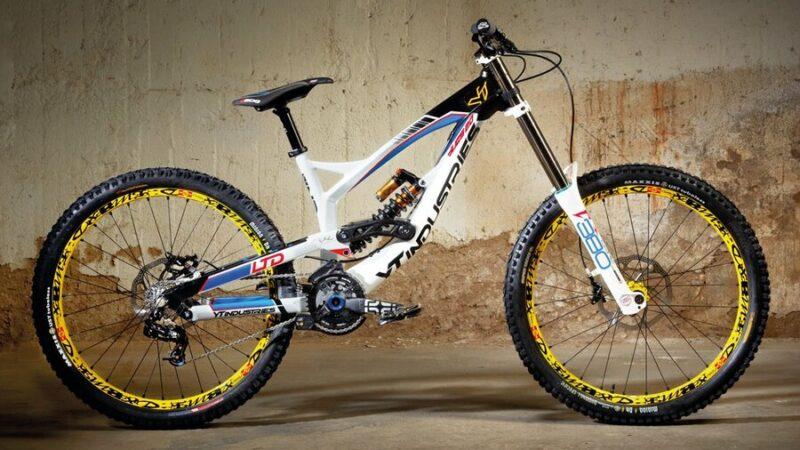 Что такое велосипед двухподвес?