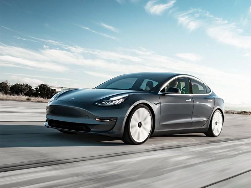 Tesla Model 3 проиграла «немцам» в новом тесте Euroncap