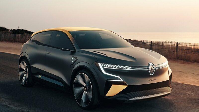 Renault показал свежий и зеленый Megane