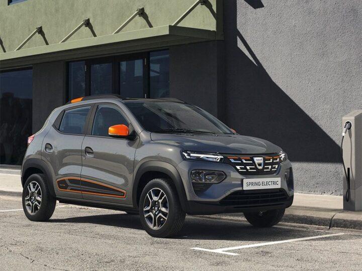 Dacia запустила в серию самый доступный электрокар в Европе