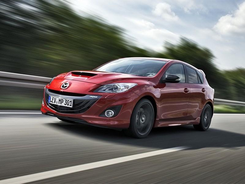 Mazda MPS не суждено выйти на рынок