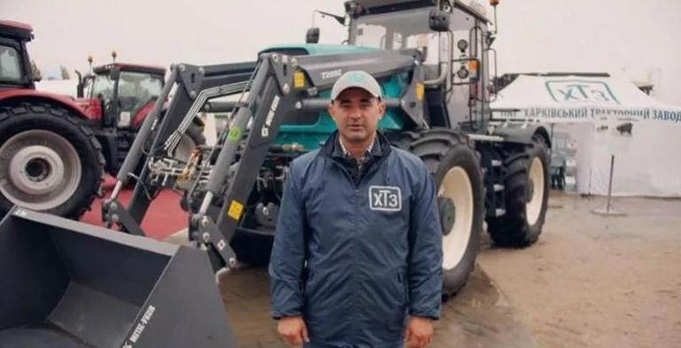 ХТЗ представил новую универсальную модель трактора ХТЗ-160У