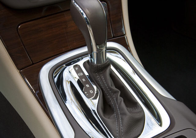 Различные особенности управления автомобилем с АКПП