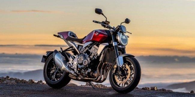 Обновленный нейкед-байк Honda CB1000R