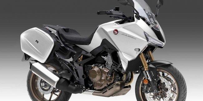 Новые подробности о Honda CB1100X
