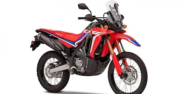 Эндуро Honda CRF300 Rally / CRF300L для Европы